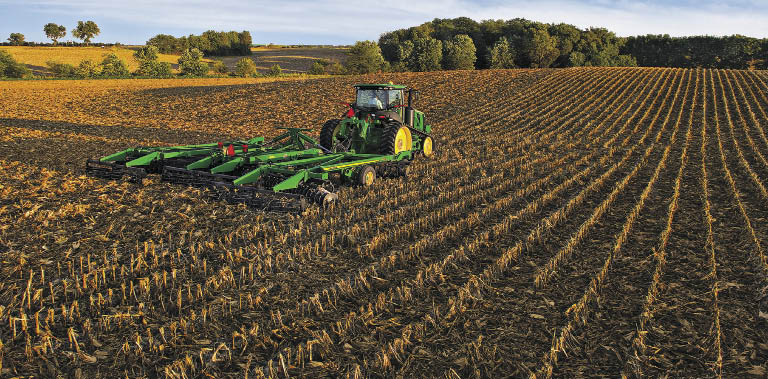 New John Deere Vertical Tillage