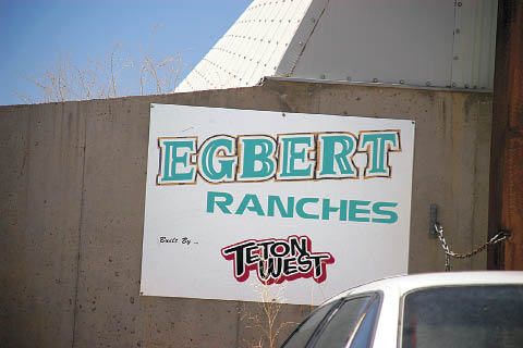 Egbert Ranches