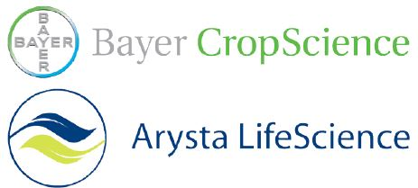 Arysta LifeScience and Bayer CropScience