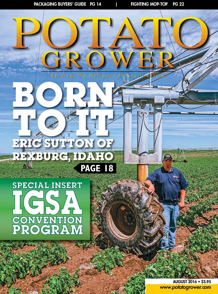 August 2016/IGSA2016 Issue