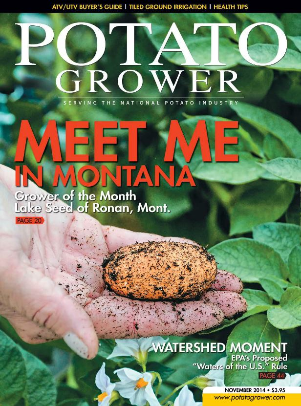 October 2014 Issue