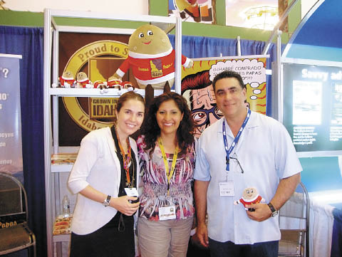 2012 MIDA Trade Show in Puerto Rico