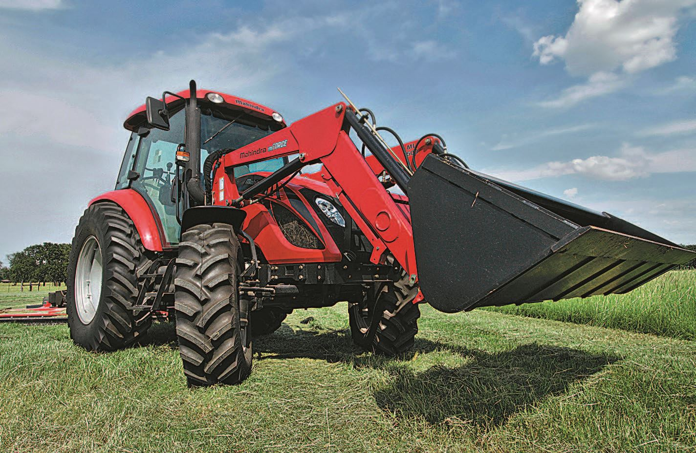 Tractors Buyer's Guide Bring in the Muscles | Potato Grower
