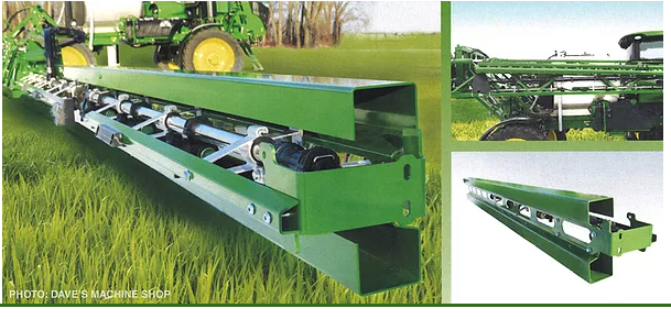 New Product: Sprayer Boom Extensions | Potato Grower Magazine